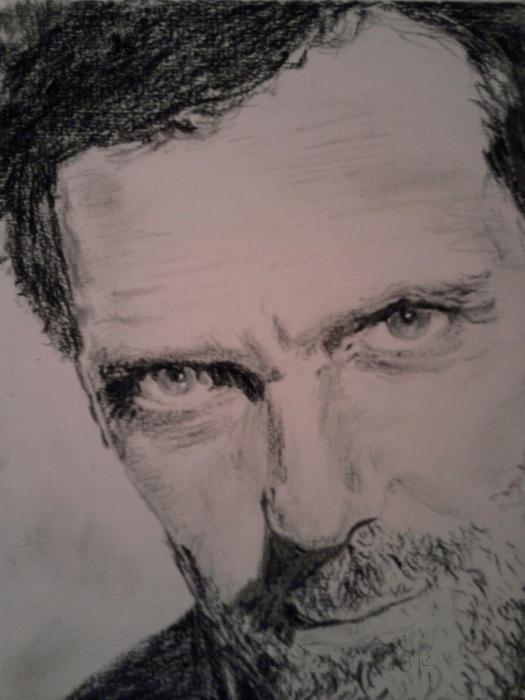 Hugh Laurie por Clara91